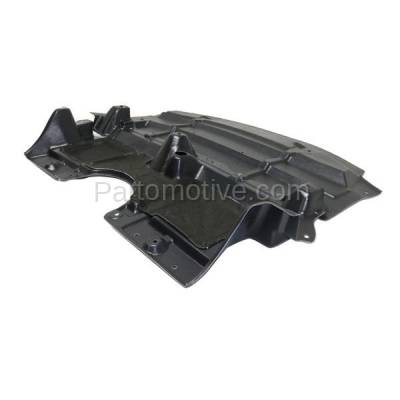 Aftermarket Replacement - ESS-1376 09-10 IS-250/350 AWD Front Engine Splash Shield Under Cover LX1228142 5141053100 - Image 2
