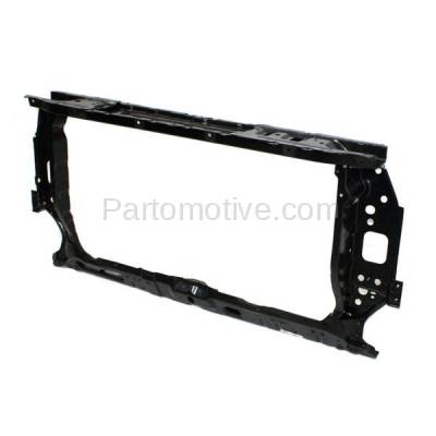Aftermarket Replacement - RSP-1388 2014-2017 Hyundai Accent (Hatchback & Sedan 4-Door) (1.6L) Front Center Radiator Support Core Assembly Primed Made of Steel - Image 2