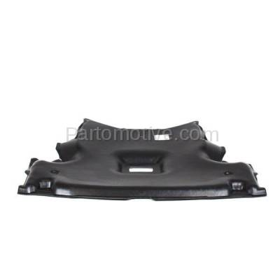 Aftermarket Replacement - ESS-1470 01-07 C-Class Front Engine Splash Shield Under Cover Guard MB1228106 2035243230 - Image 2
