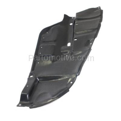 Aftermarket Replacement - ESS-1621L 04-08 Solara Front Engine Splash Shield Under Cover Guard Driver Side TO1228127 - Image 2