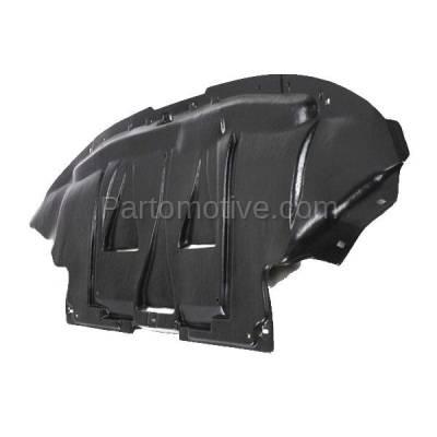 Aftermarket Replacement - ESS-1649 98-05 Passat Front Engine Splash Shield Under Cover Guard VW1228102 8D0863821Q - Image 1