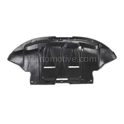 Aftermarket Replacement - ESS-1649 98-05 Passat Front Engine Splash Shield Under Cover Guard VW1228102 8D0863821Q - Image 2