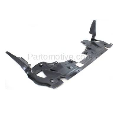 Aftermarket Replacement - ESS-1001 10-14 TSX 4DR-Sedan Engine Lower Splash Shield Under Cover AC1228111 74111TP1A00 - Image 3