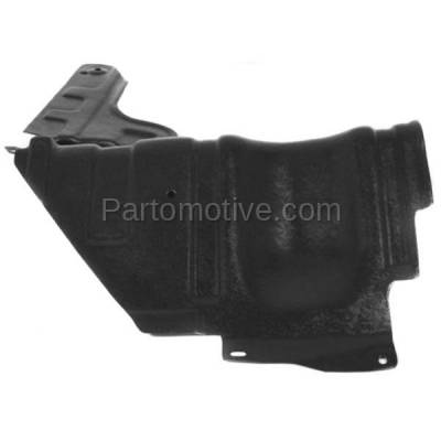 Aftermarket Replacement - ESS-1222 09-11 Chevy Aveo/Aveo5 Engine Splash Shield Under Cover Guard GM1228121 95028580 - Image 1