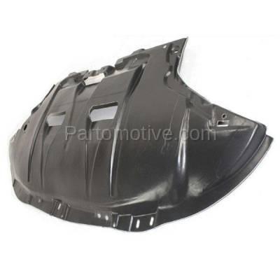 Aftermarket Replacement - ESS-1034 03-09 A4 Engine Splash Shield Under Cover Front Undercar AU1228102 8E0863821AL - Image 2