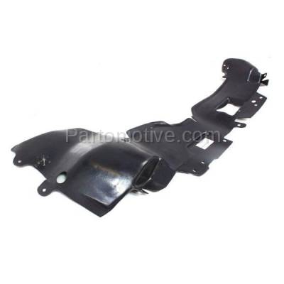 Aftermarket Replacement - ESS-1012 94-01 Integra 1.8L Engine Splash Shield Under Cover Front AC1228104 74111ST7A02 - Image 2