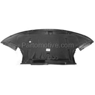 Aftermarket Replacement - ESS-1025 07-11 S6 Engine Splash Shield Under Cover Front Undercar AU1228110 4F0863821H - Image 1