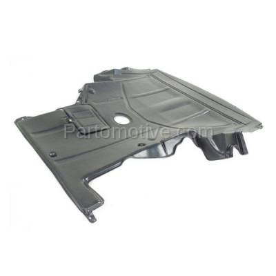 Aftermarket Replacement - ESS-1083 99-05 3-Series Sedan Front Engine Splash Shield Under Cover Undercar 51718193818 - Image 3