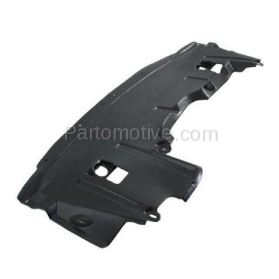 Aftermarket Replacement - ESS-1517 Engine Splash Shield Under Cover Undercar Fits 09-13 Altima NI1228139 75890ZX00A - Image 2