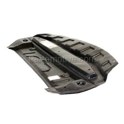 Aftermarket Replacement - ESS-1522 Front Engine Splash Shield Under Cover For 07-12 Sentra 2.0 NI1228109 75892ET000 - Image 2