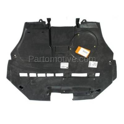 Aftermarket Replacement - ESS-1146 Fusion, Milan, MKZ 2.5L Engine Splash Shield Under Cover FO1228112 9E5Z5410494A - Image 2
