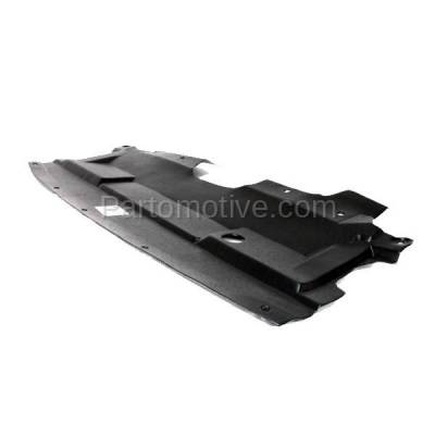 Aftermarket Replacement - ESS-1523 Front Engine Splash Shield Under Cover For 02-06 Altima, 04-08 Maxima 758907Y000 - Image 2
