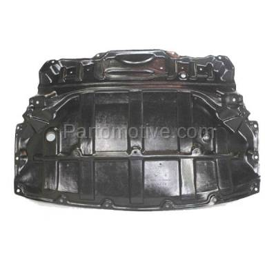 Aftermarket Replacement - ESS-1336 2007-2013 Infiniti G25, G35, G37, EX35, EX37 & 2014-2017 QX50 & 2014 Q40 & 2014-2015 Q60 (RWD) Front Upper Engine Splash Shield - Image 2
