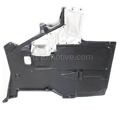 Aftermarket Replacement - ESS-1066 97-03 5-Series Center Engine Splash Shield Floor Under Cover w/Auto Transmission - Image 2