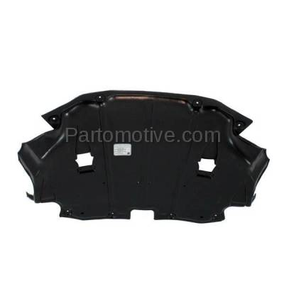 Aftermarket Replacement - ESS-1444 07-14 S-Class Engine Splash Shield Under Cover Center Guard MB1228151 2215244130 - Image 1
