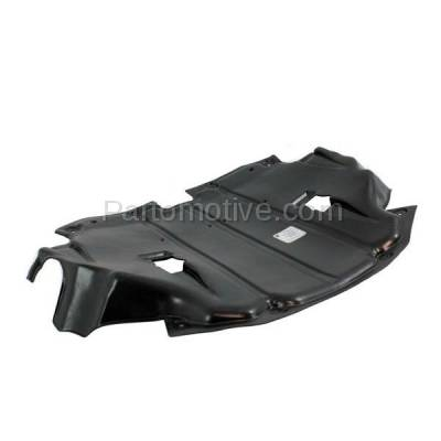 Aftermarket Replacement - ESS-1444 07-14 S-Class Engine Splash Shield Under Cover Center Guard MB1228151 2215244130 - Image 2