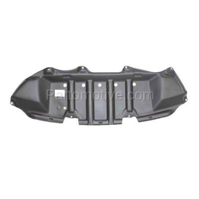 Aftermarket Replacement - ESS-1637 09-13 Corolla Front Engine Splash Shield Under Cover Guard TO1228148 5145102040 - Image 2