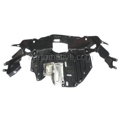 Aftermarket Replacement - ESS-1244 12-14 CRV Front Engine Splash Shield Under Cover Undercar HO1228137 74110T0GA00 - Image 2