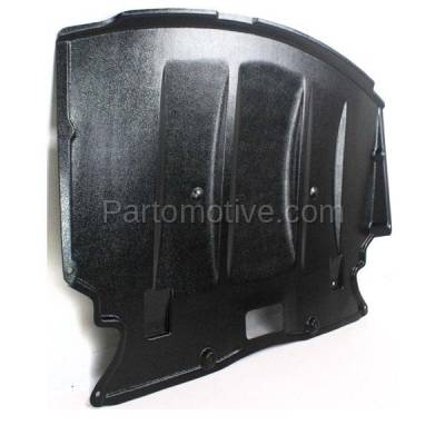 Aftermarket Replacement - ESS-1086 NEW 04-07 5-Series Engine Splash Shield Under Cover Center BM1228124 51717033761 - Image 2