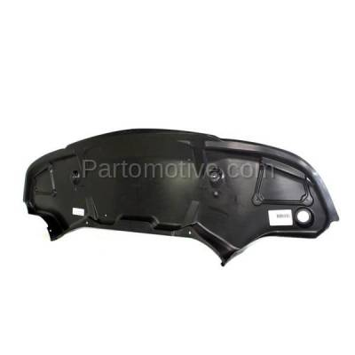 Aftermarket Replacement - ESS-1482 03-09 E-Class Front Engine Splash Shield Under Cover Guard MB1228104 2115204423 - Image 2