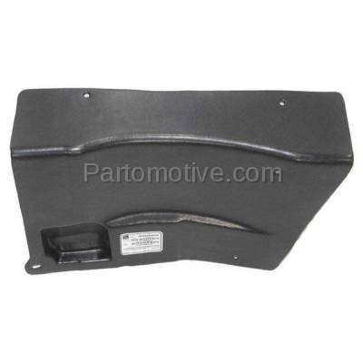 Aftermarket Replacement - ESS-1108L 07-10 Sebring & 08-14 Avenger/200 Engine Splash Shield Under Cover Driver Side - Image 2