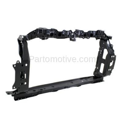 Aftermarket Replacement - RSP-1827 2012-2014 Toyota Yaris (CE, L, LE, SE) Hatchback 2/4-Door (1.5 Liter Engine) Front Center Radiator Support Core Assembly Primed Steel - Image 2
