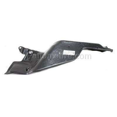 Aftermarket Replacement - ESS-1562L 08-11 Impreza Front Engine Splash Shield Under Cover Guard Driver Side SU1228100 - Image 1