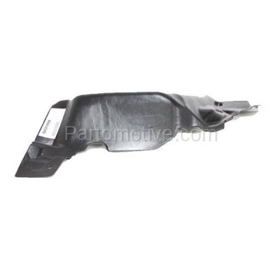 Aftermarket Replacement - ESS-1562L 08-11 Impreza Front Engine Splash Shield Under Cover Guard Driver Side SU1228100 - Image 2