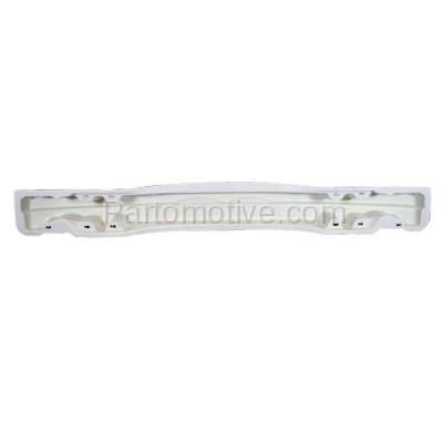Aftermarket Replacement - BRF-1139F 1987-1993 Ford Mustang (Convertible, Hatchback, Sedan) Front Bumper Impact Face Bar Crossmember Reinforcement Primed Steel - Image 3