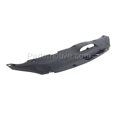 Aftermarket Replacement - ESS-1386 07-12 ES-350 Front Engine Splash Shield Under Cover Guard LX1224101 5329533050 - Image 1