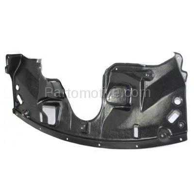 Aftermarket Replacement - ESS-1264 05-10 Odyssey Front Engine Splash Shield Under Cover Guard HO1228104 74111SHJA02 - Image 2