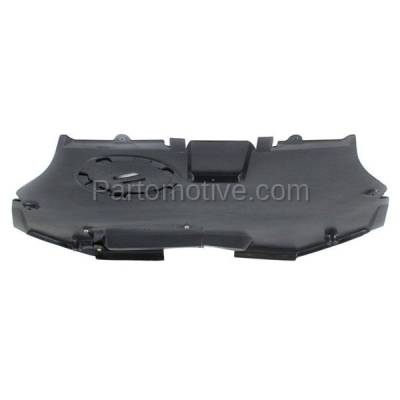 Aftermarket Replacement - ESS-1153 06-09 Fusion/Milan Front Engine Splash Shield Under Cover FO1228110 6E5Z5410494A - Image 3
