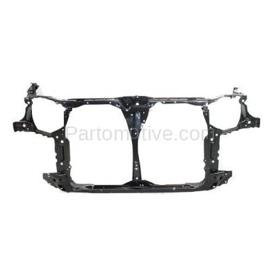 Aftermarket Replacement - RSP-1356 2002-2003 Honda Civic (Si, SiR) Hatchback 2-Door (2.0 Liter 4Cyl Engine 2.0L) Front Center Radiator Support Core Assembly Primed Made of Steel - Image 1