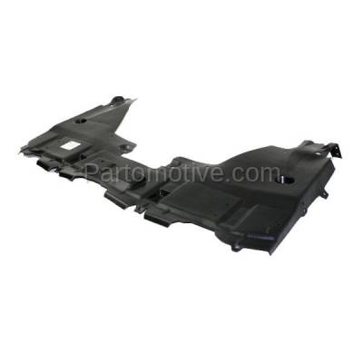 Aftermarket Replacement - ESS-1558 10-14 Legacy, Outback Non-Turbo Front Engine Splash Shield Under Cover SU1228104 - Image 1