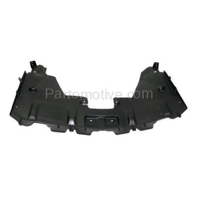 Aftermarket Replacement - ESS-1558 10-14 Legacy, Outback Non-Turbo Front Engine Splash Shield Under Cover SU1228104 - Image 2