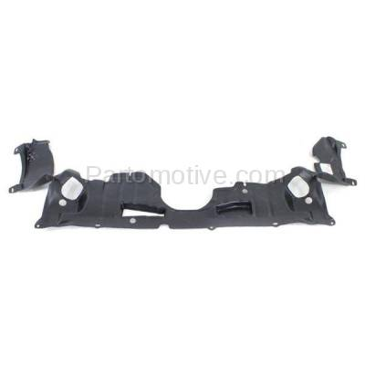 Aftermarket Replacement - ESS-1249 04-05 Civic 2.0 Hatchback Engine Splash Shield Under Cover HO1228113 74111S5SG00 - Image 3