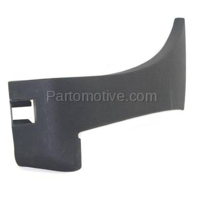 Aftermarket Replacement - FDT-1044L 03-06 Avalanche Fender Molding Moulding Trim Cladding Left Driver Side GM1292112 - Image 2