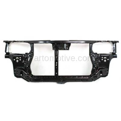 Aftermarket Replacement - RSP-1000 1994-2001 Acura Integra (GS, GS-R, LS, RS, Special Edition, Type R) Hatchback & Sedan (1.8 Liter Engine) Front Center Radiator Support Core Assembly - Image 1
