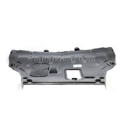 Aftermarket Replacement - ESS-1421 07-12 CX7 Center Engine Splash Shield Under Cover Undercar MA1228110 L20656110M - Image 1