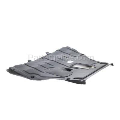 Aftermarket Replacement - ESS-1421 07-12 CX7 Center Engine Splash Shield Under Cover Undercar MA1228110 L20656110M - Image 3