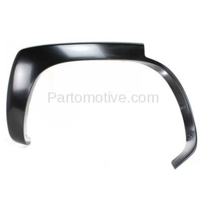 Aftermarket Replacement - FDF-1042R 00-06 Chevy Tahoe Rear Fender Flare Wheel Opening Molding Trim RH Passenger Side - Image 1