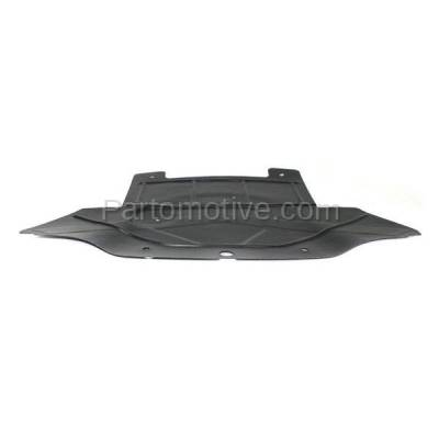 Aftermarket Replacement - ESS-1102 2005-2010 Chrysler/Dodge 300/Magnum & 2008-2018 Challenger & 2007-2014 Charger (2WD) Front Engine Under Cover Splash Shield Plastic - Image 3