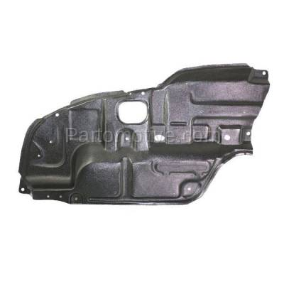 Aftermarket Replacement - ESS-1575R 02-06 Camry Front Engine Splash Shield Under Cover Guard Right Side 5144106030 - Image 1