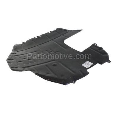 Aftermarket Replacement - ESS-1662 VW Golf, Jetta Engine Splash Shield Under Cover Diesel Automatic Trans VW1228107 - Image 2