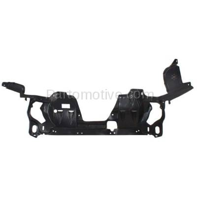 Aftermarket Replacement - ESS-1258 08-12 Accord V6 Front Engine Splash Shield Under Cover Undercar Guard HO1228123 - Image 1