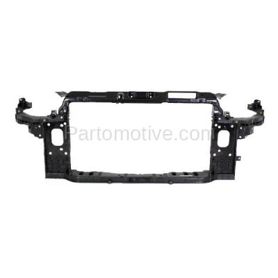 Aftermarket Replacement - RSP-1397 2011-2014 Hyundai Elantra (1.8 & 2.0 Liter Engine) (Models Made in Korea) Front Radiator Support Core Assembly Primed Plastic with Steel - Image 1