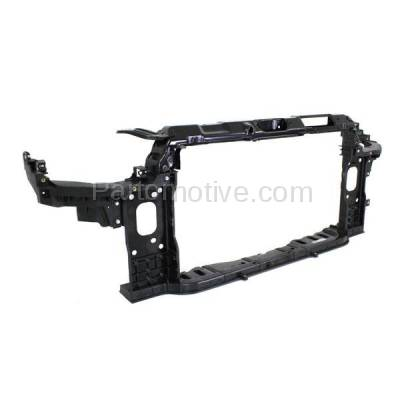 Aftermarket Replacement - RSP-1397 2011-2014 Hyundai Elantra (1.8 & 2.0 Liter Engine) (Models Made in Korea) Front Radiator Support Core Assembly Primed Plastic with Steel - Image 2