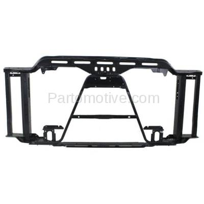 Aftermarket Replacement - RSP-1302 2011-2014 Chevrolet/GMC Silverado/Sierra 2500HD/3500HD Pickup Truck (6.0 & 6.6 Liter) Radiator Support Core Assembly Primed Steel - Image 1