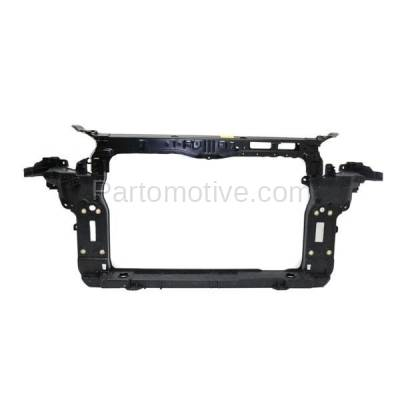 Aftermarket Replacement - RSP-1406 2013-2018 Hyundai Santa Fe Sport (Base, Luxury, Premium, SE) (2.4 Liter Engine) Front Center Radiator Support Core Assembly Primed Plastic - Image 1