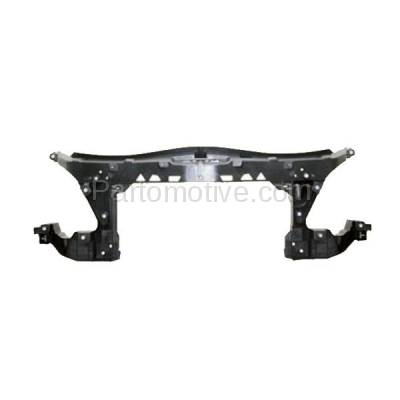 Aftermarket Replacement - RSP-1551 2014-2017 Mercedes-Benz Sprinter 2500/3500 Cargo & Passenger Van Front Center Radiator Support Core Assembly Primed Plastic - Image 1